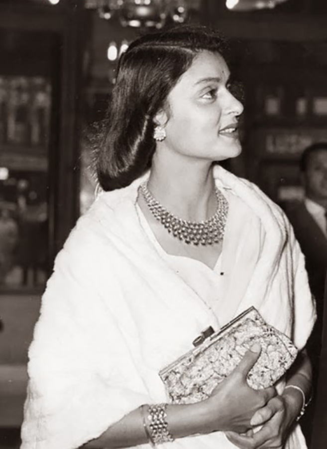 Royal Princes Maharani Gayatri Devi Rajmata Of Jaipur The Royal Forums